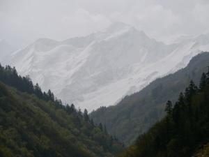 Himalayatrekgreenandwhite